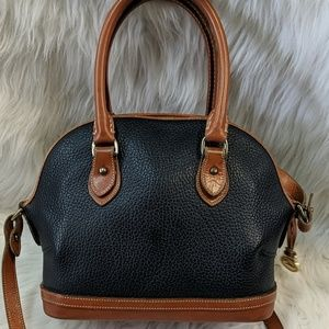Dooney & Bourke Bags - Dooney Vintage all weather leather satchel